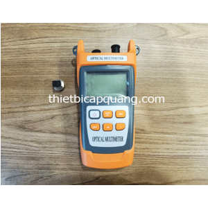 Máy đo công suất quang 2 cổng giá rẻ