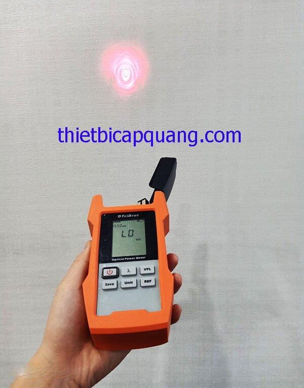 Máy đo công suất quang AOP-100C tích hợp VFL