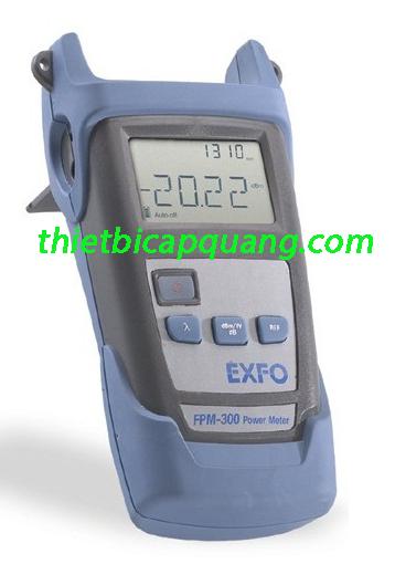 Máy đo công suất quang Exfo FPM-300