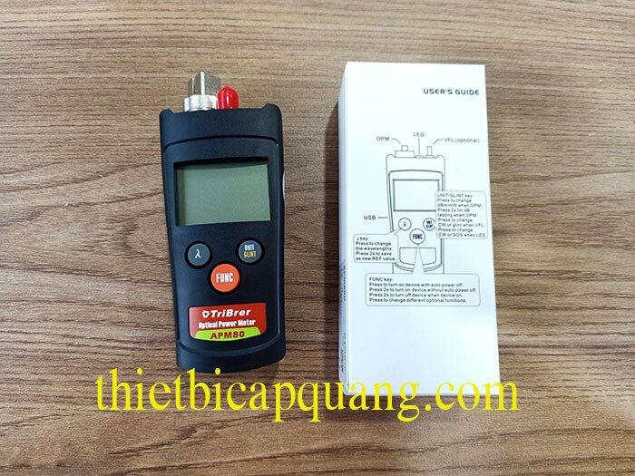 Máy đo công suất quang mini giá rẻ