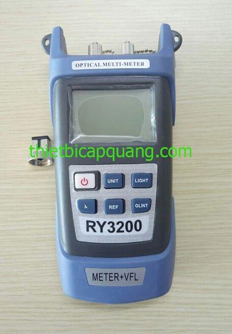Máy đo công suất quang RY-3200   Tích hợp soi quang