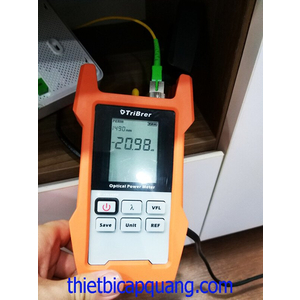 Máy đo công suất quang TriBrer AOP100C-V10