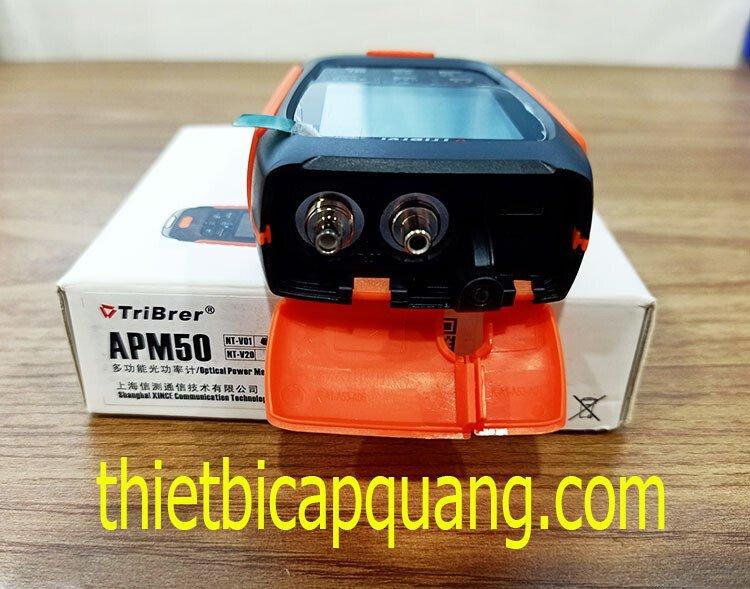 Máy đo công suất quang TriBrer APM50