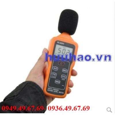Máy đo cường độ âm thanh SL-4201