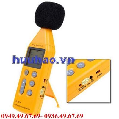 Máy đo cường độ âm thanh SL-814
