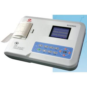 Máy đo điện tim kỹ thuật số 3 kênh Contec ECG300G