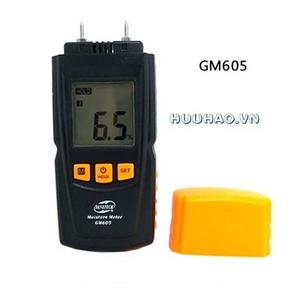 Máy đo độ ẩm Benetech GM605