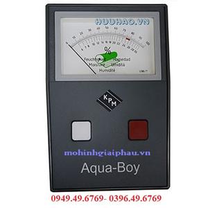 Máy đo độ ẩm giấy, bìa cứng Aqua-Boy PMII