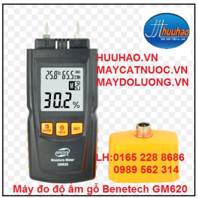 Máy đo độ ẩm gỗ Benetech GM620