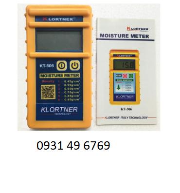 Máy đo độ ẩm gỗ cảm ứng bề mặt Klortner KT-506