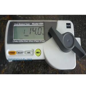 Máy đo độ ẩm lúa gạo Kett F511