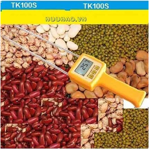 Máy đo độ ẩm Ngô, Đậu, Bột Mì, Lúa, Gạo TK-100S