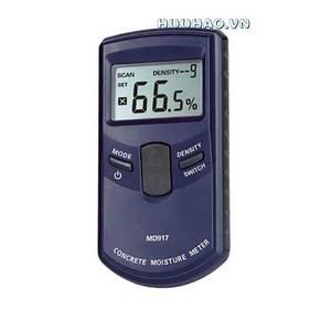 Máy đo độ ẩm tường bê tông MD917