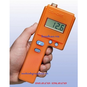 Máy đo độ ẩm vải Delmhorst Model: C-2000