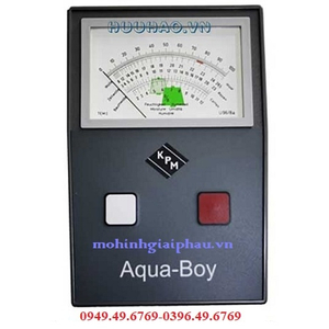 Máy đo độ ẩm vật liệu gỗ xốp, phao, nút chai Aqua-Boy KOMI