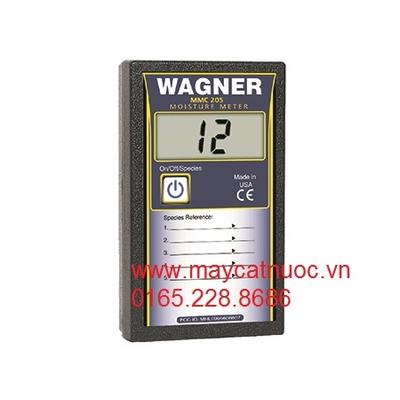 Máy đo độ ẩm Wagner MMC 205