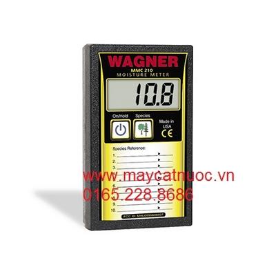 Máy đo độ ẩm Wagner MMC 210
