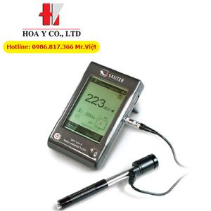 Máy đo độ cứng Leed di động HMO Sauter