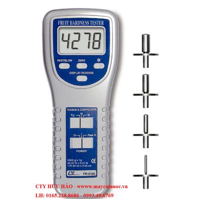 Máy đo độ cứng trái cây LUTRON FR-5105