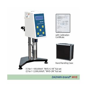 Máy đo độ nhớt dạng xoay WVS-2M và WVS-0.1M Daihan
