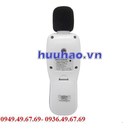 Máy Đo Độ Ồn Âm Thanh BENETECH GM1352