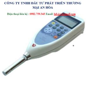 Máy đo độ ồn có phân tích giải tần số Model : 6236
