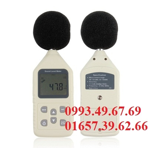 Máy đo độ ồn GM-1358