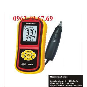Máy đo độ rung GM-63B