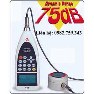 Máy đo độ rung model 3233