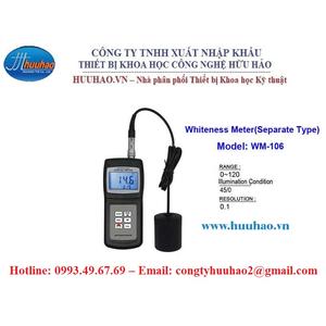 Máy đo độ trắng Total Meter WM-106