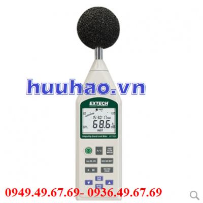 Máy đo dữ liệu âm thanh tích hợp đo LEQ và SEL -407780A