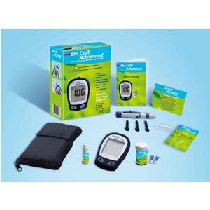 Máy đo đường huyết On-Call Advanced