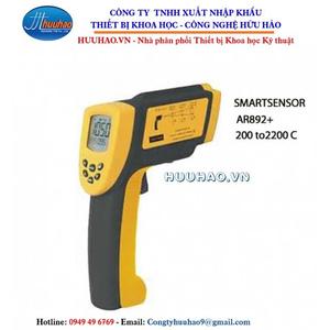 Máy đo nhiệt độ bằng hồng ngoại AR892+