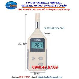 Máy đo nhiệt độ độ ẩm Smartsensor AR827