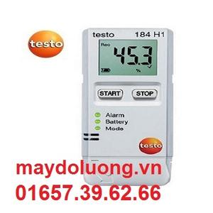 Máy đo nhiệt độ, độ ẩm Testo 184-H1