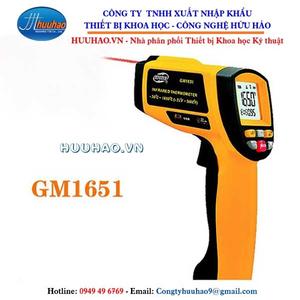 Máy đo nhiệt độ hồng ngoại GM1651