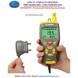 Máy đo nhiệt độ môi trường RH650 OMEGA
