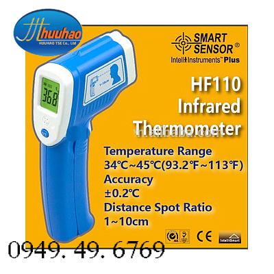 Máy đo nhiệt độ trẻ em bằng hồng ngoại SmartSensor HF110