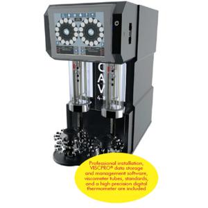 Máy đo độ nhớt nhiệt dương tự động loại 2 bể