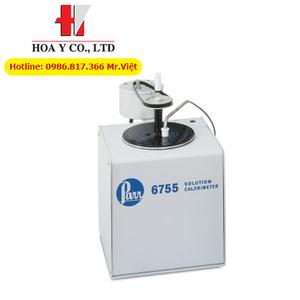 Máy đo nhiệt lượng tự động mẫu lỏng 6755 - Parr Solution Calorimeter