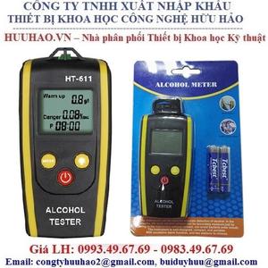 Máy đo nồng độ cồn trong hơi thở Alcohol meter HT-611