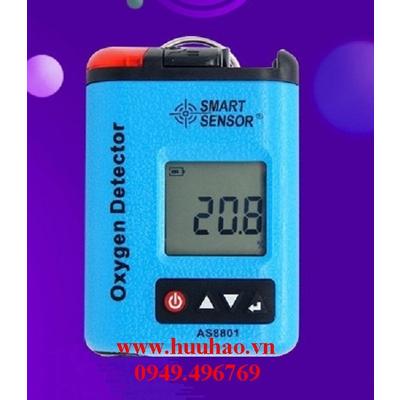 Máy Đo Nồng Độ Khí Oxy Smartsensor AS8801