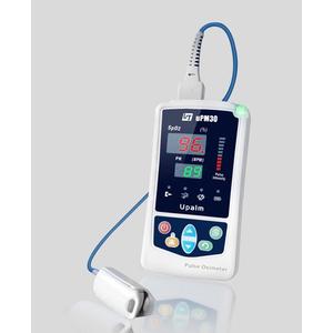 Máy đo nồng độ oxy bão hòa trong máu và nhịp xung cầm tay Utech uPM30