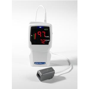Máy đo nồng độ oxy bão hòa trong máu và nhịp xung Spectro2 10