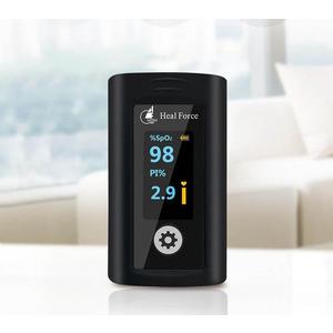 Máy đo nồng độ oxy trong máu SpO2 Heal Force Prince-100N