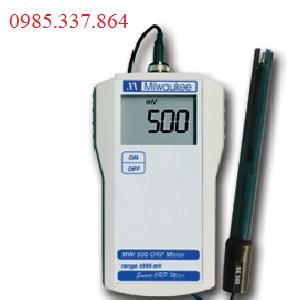 + MÁY ĐO ORP HIỆN SỐ Model MW500