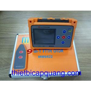 Máy đo OTDR 9 trong 1 MW6422 chính hãng