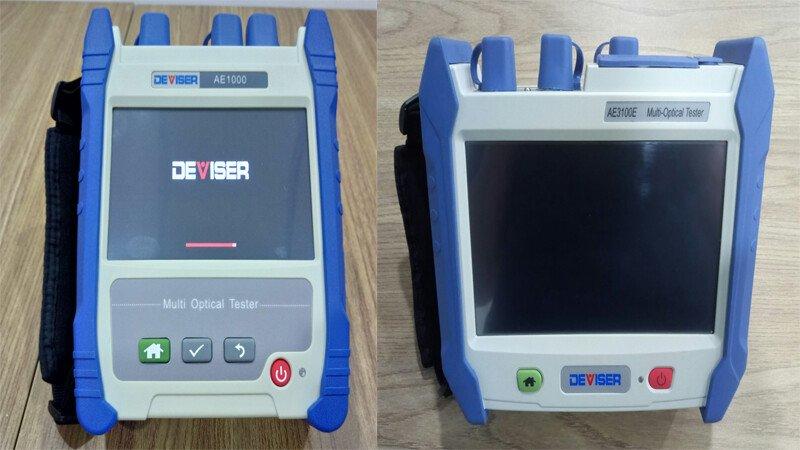 Máy đo OTDR cáp quang Deviser