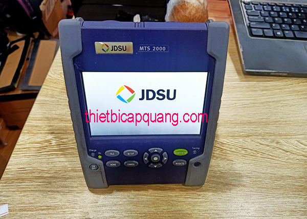 Máy đo OTDR cũ giá rẻ JDSU MTS-2000
