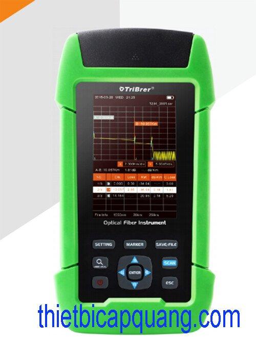 Máy đo OTDR mini TriBrer TB-620 giá rẻ